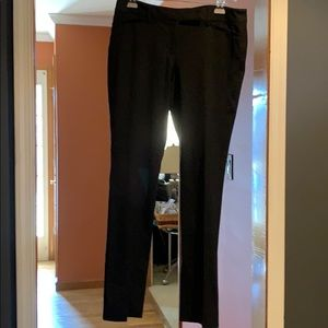 Size 10R black trousers